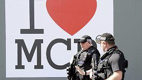 23.000 Dschihadisten in Großbritannien: May mahnt nach Manchester-Anschlag zur Wachsamkeit