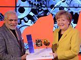 Deutschland würde profitieren: Studie sieht Milliarden in Indien-Abkommen