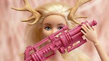 Zügellose Rebellin: Barbie lässt es krachen