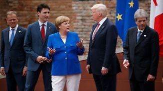 """SPD zum neuen USA-Kurs: """"Bei Trump kommt es auf Deutlichkeit an"""""""
