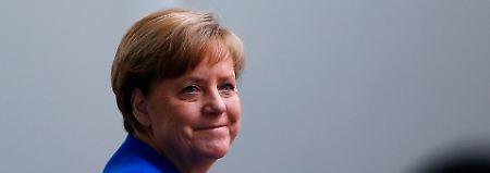 Person der Woche: Das Erfolgsgeheimnis Angela Merkels
