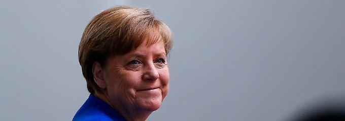 Person der Woche: Das Geheimnis von Angela Merkels Erfolg