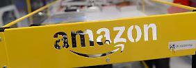 Knapp vor Alphabet: Amazon-Aktie erstmals 1000 Dollar wert