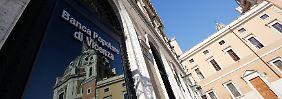 Behörde soll Abwicklung planen: Italienischen Krisenbanken droht das Aus