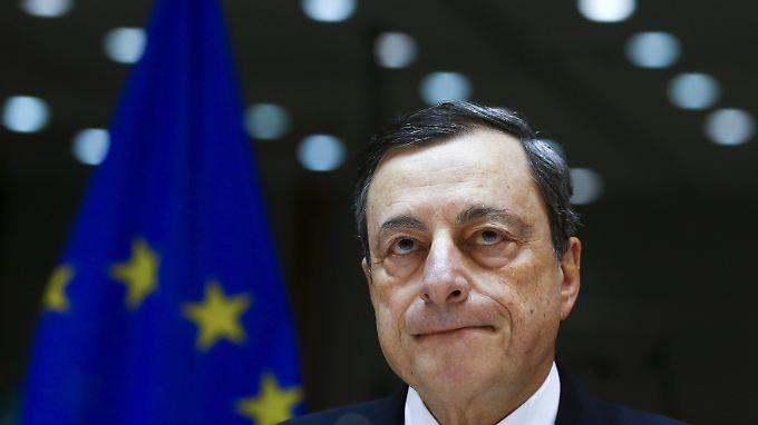 Mario Draghi hat ein wichtiges Argument gegen eine Zinsanhebung.