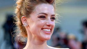 Promi-News des Tages: Amber Heard hat sichtlich Spaß mit den Kindern von Elon Musk