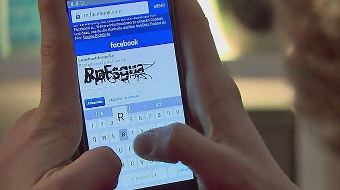 Mehr als die Hälfte der wegen Terror-Propaganda gelöschten Accounts wird von Facebook selbst entdeckt.