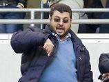 """Er sei """"im Moment die Schlüsselfigur"""": Hasan Ismaik."""