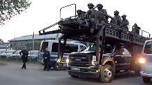Waffen und Munition entdeckt: Kölner Polizei stürmt Hells-Angels-Clubhaus