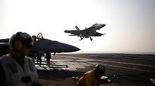 Einsatz im Japanischen Meer: Japan und USA starten Großmanöver