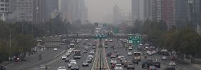 "Deutsche fürchten ""Smog-Quoten"": China kommt Berlin bei E-Autos entgegen"