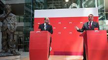 Zehn-Punkte-Plan vorgestellt: Schulz setzt jetzt auf Innere Sicherheit