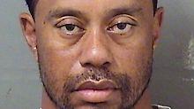 Orientierungslos und verwirrt: Polizei-Video zeigt Tiger Woods' Festnahme