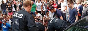 Abschiebe-Razzia in Berufsschule: Asef N.s Schulleiter macht Polizei Vorwürfe