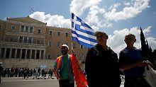 Die Griechen werden seit Jahren mit Sparmaßnahmen konfrontiert.