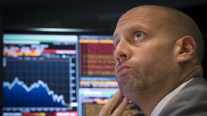 Kein guter Tag für Anleger an der Wall Street.