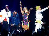 Wer wird sie ersetzen?: Fergie verlässt Black Eyed Peas
