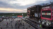 """Festival unterbrochen: """"Rock am Ring"""" wegen Terroralarm geräumt"""