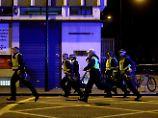 Großalarm in London: Acht Minuten Terror