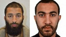 Anschlag in London: Polizei nennt Namen zweier Attentäter