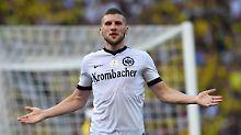 Zu Chelsea, ManUnited, Florenz: Halbes Dutzend verlässt Eintracht Frankfurt