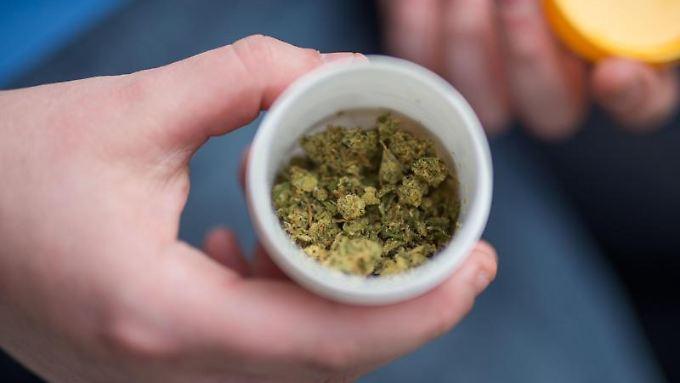 Verschreiben Ärzte ihren Patienten die ganzen Blüten, müssen sie auf dem Cannabis-Rezept genau angeben, wie sie dosiert und eingenommen werden müssen.