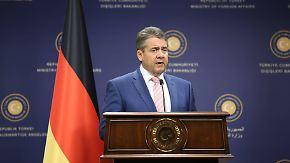 """Verlegung aus der Türkei nach Jordanien: Gabriel: """"Bundeswehr kann dort nicht bleiben"""""""