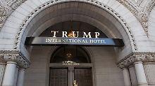 Hotel-Imperium wächst weiter: Trump-Familie gründet neue Hotelkette
