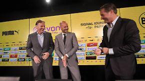 Erklärung des BVB-Sportdirektors: Warum Peter Bosz?