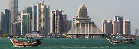 US-Bericht zu Hackern: Angeblich steckt Russland hinter Katar-Krise