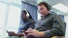 n-tv Ratgeber: Bluetooth-Kopfhörer sind besser als ihr Ruf
