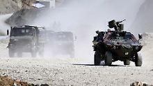 Zeichen der Unterstützung: Türkei schickt Truppen nach Katar