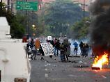 Zahl der Toten steigt auf 66: Jugendlicher stirbt bei Unruhen in Venezuela