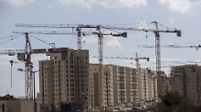 Mehr als Tausend neue Wohnungen: Israel provoziert mit weiterem Siedlungsbau