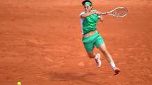 Der Österreicher Dominic Thiem steht in Paris gegen Rafael Nadal vor dem größten Spiel seiner Karriere.