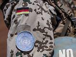 Der Tag: Wehrmacht-Parole bei Bundeswehr in Mali entdeckt