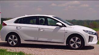 Halb- oder vollelektronisch: Hyundai Ioniq bringt E-Mobilität für Alltagsgebrauch