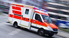Unglück in Berlin: Vierjährige stirbt nach Fenstersturz