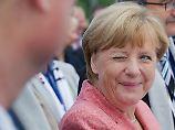 Umfrage zeigt Höhenflug: Merkel so beliebt wie vor der Flüchtlingskrise