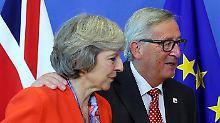 May verliert Parlamentsmehrheit: Wahl versetzt Brexit-Gesprächen Tiefschlag