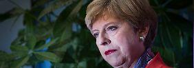 """Scheitern wäre """"gravierend"""": EU verliert Geduld mit Briten-Premier May"""