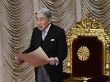 Sondergesetz verabschiedet: Japans Kaiser darf endlich in Rente gehen