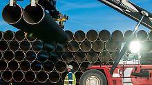 Neue Gespräche mit Moskau: EU-Kommission bei Nord Stream 2 unsicher