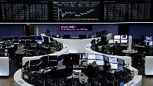 Dax nimmt wichtige Hürde: Mays Wahlpleite lässt Börsen kalt