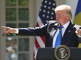 Präsident gegen Ex-FBI-Chef: Trump will unter Eid aussagen