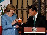 Gegen Trumps Protektionismus: Deutschland und Mexiko rücken zusammen