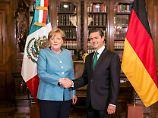 Führerin, die keine sein will: Fünf Lehren aus Merkels Lateinamerika-Reise