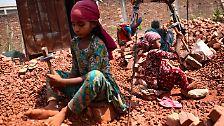 Schuften statt Schule: Viele Millionen Kinder müssen arbeiten