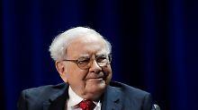 IBM raus, Apple rein: Warren Buffett schichtet weiter um