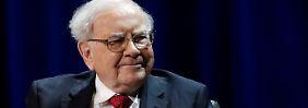 Börsen-Guru in Ebay-Auktion: Bieter zahlt Vermögen für Essen mit Buffett